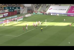 J1リーグ第9節 神戸vs.清水。前半7分、清水・鈴木唯人のシュートシーンです。<br /> 試合詳細:https://soccer.yahoo.co.jp/jleague/category/j1/game/2021041109/summary
