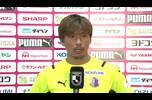 J1リーグ第33節 C大阪vs.横浜FM。C大阪・乾貴士の試合後インタビューです。<br /> 試合詳細:https://soccer.yahoo.co.jp/jleague/category/j1/game/2021102414/summary