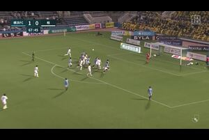 J1リーグ第7節 横浜FCvs.柏。後半23分、横浜FC・南雄太のセーブシーンです。<br /> 試合詳細:https://soccer.yahoo.co.jp/jleague/category/j1/game/2021040303/summary