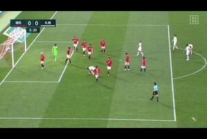 J1リーグ第5節 浦和vs.札幌。前半6分、札幌・アンデルソン ロペスが救出するシーンです。<br /> 試合詳細:https://soccer.yahoo.co.jp/jleague/category/j1/game/2021031704/summary