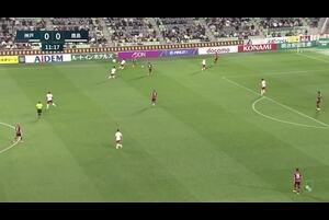 J1リーグ第33節ヴィッセル神戸vs鹿島アントラーズ。前半12分鹿島・上田綺世のゴールシーンです。<br /> 試合詳細:https://soccer.yahoo.co.jp/jleague/game/score/2020102114