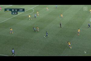 J1リーグ第2節 仙台vs.川崎F。前半25分、川崎F・遠野大弥のゴールシーンです。<br /> 試合詳細:https://soccer.yahoo.co.jp/jleague/category/j1/game/2021030601/summary
