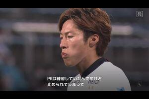 鹿島、前半47分に追加点を挙げた土居聖真の試合後インタビュー【第12節】横浜FC vs 鹿島