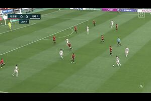 J1リーグ第22節 名古屋vs.川崎F。前半3分、川崎F・旗手怜央のゴールシーンです。<br /> 試合詳細:https://soccer.yahoo.co.jp/jleague/category/j1/game/2021042907/summary