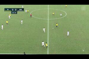 J1リーグ第2節 柏vs.湘南。前半14分、柏・呉屋大翔のゴールシーンです。<br /> 試合詳細:https://soccer.yahoo.co.jp/jleague/category/j1/game/2021030607/summary