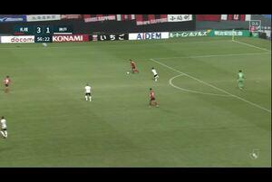 J1リーグ第6節 札幌vs.神戸。後半12分、神戸・古橋亨梧のゴールシーンです。<br /> 試合詳細:https://soccer.yahoo.co.jp/jleague/category/j1/game/2021032001/summary