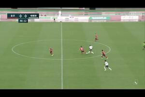 J2リーグ第5節 金沢vs.相模原。後半4分、金沢・庄司朋乃也のセーブシーンです。<br /> 試合詳細:https://soccer.yahoo.co.jp/jleague/category/j2/game/2021032807/summary