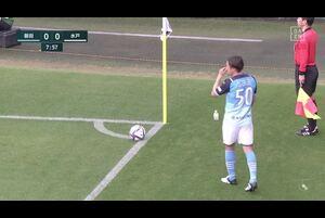 J2リーグ第3節 磐田vs.水戸。前半9分、磐田・山田大記のゴールシーンです。<br /> 試合詳細:https://soccer.yahoo.co.jp/jleague/category/j2/game/2021031309/summary