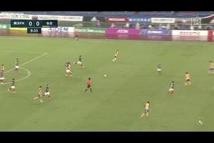 仙台・ゲデスが鋭く先制ゴールを決める!【第18節】横浜FMvs仙台