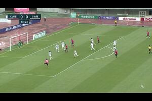 J1リーグ第12節 C大阪vs.G大阪。後半29分、C大阪・中島元彦のゴールシーンです。<br /> 試合詳細:https://soccer.yahoo.co.jp/jleague/category/j1/game/2021050216/summary