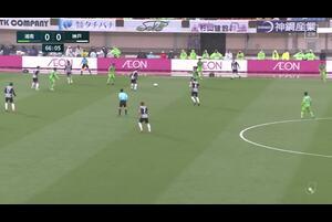 J1リーグ第10節 湘南vs.神戸。後半22分、湘南・町野修斗のシュートシーンです。<br /> 試合詳細:https://soccer.yahoo.co.jp/jleague/category/j1/game/2021041705/summary