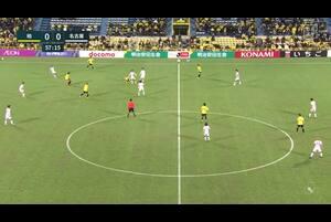 J1リーグ第3節 柏vs.名古屋。後半13分、名古屋・稲垣祥のゴールシーンです。<br /> 試合詳細:https://soccer.yahoo.co.jp/jleague/category/j1/game/2021031003/summary