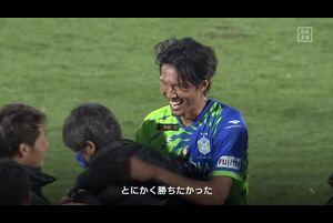 湘南・指宿洋史選手のインタビュー【第25節】湘南ベルマーレvs横浜FC