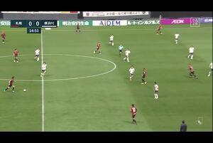 札幌がアンデルソン・ロペスのゴールで先制【第24節】北海道コンサドーレ札幌vs横浜FC