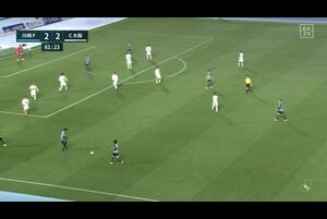 J1リーグ第11節 川崎Fvs.C大阪。後半17分、川崎F・三笘薫のゴールシーンです。<br /> 試合詳細:https://soccer.yahoo.co.jp/jleague/category/j1/game/2021030307/summary