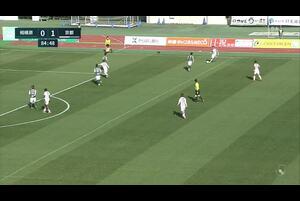 J2リーグ第1節 相模原vs.京都。後半40分、京都・三沢直人のゴールシーンです。<br /> 試合詳細:https://soccer.yahoo.co.jp/jleague/category/j2/game/2021022802/summary