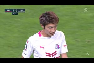 豊川の2試合連続ゴールでC大阪が先制【第24節】浦和レッズvsセレッソ大阪