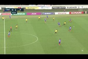 柏・クリスティアーノが後半開始早々の同点弾!【第30節】FC東京vs柏レイソル