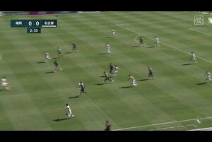 J1リーグ第1節 福岡vs.名古屋。前半3分、名古屋・マテウスのゴールシーンです。<br /> 試合詳細:https://soccer.yahoo.co.jp/jleague/category/j1/game/2021022801/summary