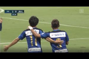 華麗な崩しから田中達也が決め大分先制!【第17節】大分vs横浜FC