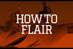 HOW TO FLAIR by Joji Mizogaki