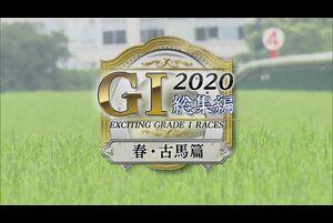 2020年中央競馬春のGⅠレースを一気に振り返ります!(フェブラリーステークス・高松宮記念・大阪杯・天皇賞(春)・ヴィクトリアマイル・安田記念・宝塚記念)