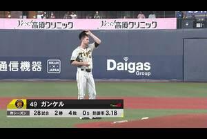 阪神vs中日 2021/04/04 ダイジェスト