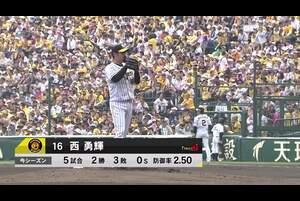 阪神vsDeNA 2019/05/03 ダイジェスト