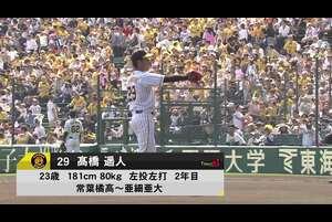 阪神vsDeNA 2019/05/05 ダイジェスト