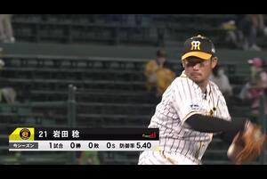 阪神vs中日 2020/10/01 ダイジェスト