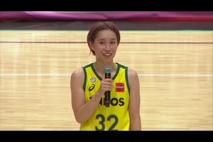 【女子バスケ Wリーグ 開幕戦】宮崎早織  攻守でENEOSを牽引!4Qの連続スリーでチームを勝利へ