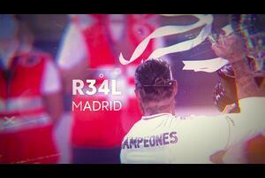 スペインサッカー、ラ・リーガは、レアル・マドリッドが3季ぶり34回目の優勝で幕を閉じた