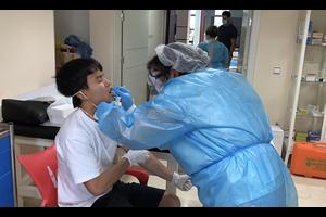 ※音声はありません<br /> 久保建英らマジョルカの選手が、トレーニング再開に備え、コロナウイルスの検査や健康診断を受けています。<br /> <br /> 【久保建英プロフィール】<br /> https://soccer.yahoo.co.jp/ws/player/detail/10031330