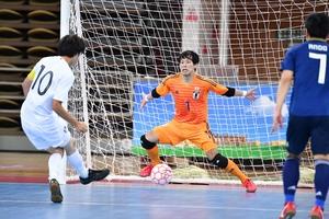 AFCフットサル選手権トルクメニスタン2020東地区予選の第2戦。日本代表は韓国代表に4-2で勝利し、AFCフットサル選手権の出場権を獲得した。以下、試合後の関口優志のコメント。