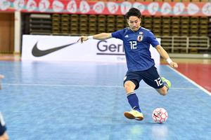 日本代表は10月22日(火)、中国・オルドスでAFCフットサル選手権の東地区予選の第1戦に臨み、マカオ代表に17-2で勝利した。以下、森村孝志のコメント。