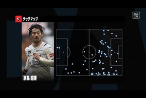 J1首位・川崎フロンターレと2位・名古屋グランパスの直接対決第2戦。4月29日の第1戦は、川崎フロンターレが4対0の完勝だったが、5月4日の試合はどのような展開になるのか?第1戦目の解説を務めた佐藤寿人氏が試合を分析し、2試合目の注目点を語る。