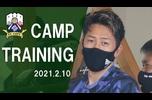 <宮崎キャンプ1日目><br /> 2月10日に行われた午前、午後練習です。