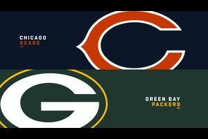 【NFL2020年第12週】伝統のライバル対決!パッカーズが本拠地でベアーズを迎え撃つ