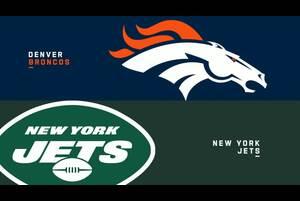 【NFL2020年第4週】ともに今季初勝利を目指すブロンコスとジェッツが対決