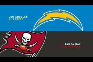 【NFL2020年第4週】今季3勝目を狙うバッカニアーズと連敗脱出を目指すチャージャーズが激突