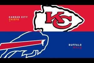 【NFL2020年第6週】チーフスとビルズが激突、勝利街道に戻るのは?