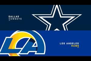 【NFL2020年第1週】ロサンゼルスで今季初戦に挑んだカウボーイズとラムズ