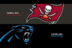 【NFL2020年第10週】4連敗中のパンサーズがホームで地区ライバルのバッカニアーズと対戦