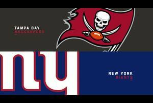 【NFL2020年第8週】バッカニアーズとジャイアンツがマンデーナイトで激突