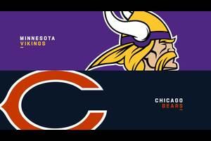 【NFL2020年第10週】4連敗を避けたいベアーズがホームで2連勝中のバイキングスと対戦