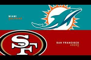 【NFL2020年第5週】49ersが本拠地でドルフィンズと対戦