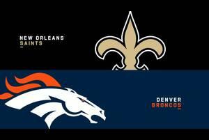 【NFL2020年第12週】8連勝を狙うセインツが敵地でブロンコスと対戦