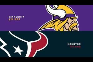 【NFL2020年第4週】開幕3連敗で未勝利が続くバイキングスとテキサンズ、先に勝利を手に入れるのは?