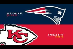 【NFL2020年第4週】連勝中のチーフスがホームでペイトリオッツと対戦