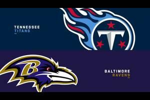 【NFL2019年ディビジョナル】AFCチャンピオンシップへの切符をかけてタイタンズとレイブンズが激突